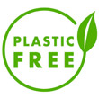 We are plastic free
